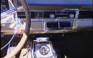 Note the VDO Tachometer Installed